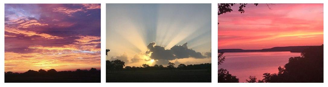 sunrise photos (c) Cindy Ryan