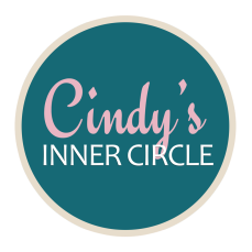 Join Cindy's Inner Circle
